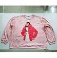 Real USA size Drake x Ovo x Drizzy x 6 God x Hotlinebling 3D Sublimation Print crew neck sweatshirt plus size