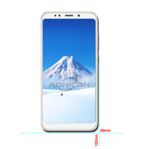 Image 4 - RONICAN Protective Glass for Xiaomi Redmi 5 Plus Glass Screen Protector 9H 2.5D Phone Tempered Glass for Xiaomi Redmi 5 Glass