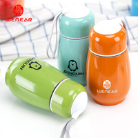 High Quality Student Portable Bottle Stainless Steel Double Wall Vacuum Flask Travel Tumbler Water Bottle Insulated
