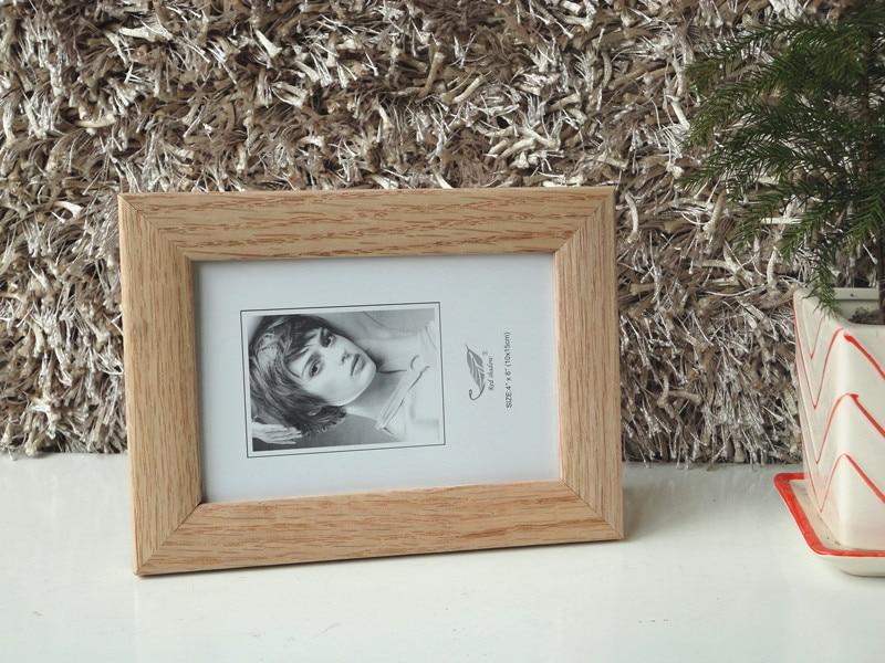 Wood Cardboard photo frames wholesale 4x6
