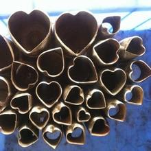 6PCS DIY manual punch, love shape DIY leather carving tools, punch цена