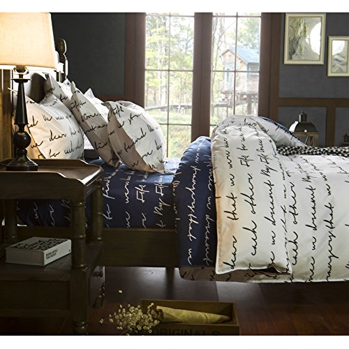 Unique Love Letter Bedding