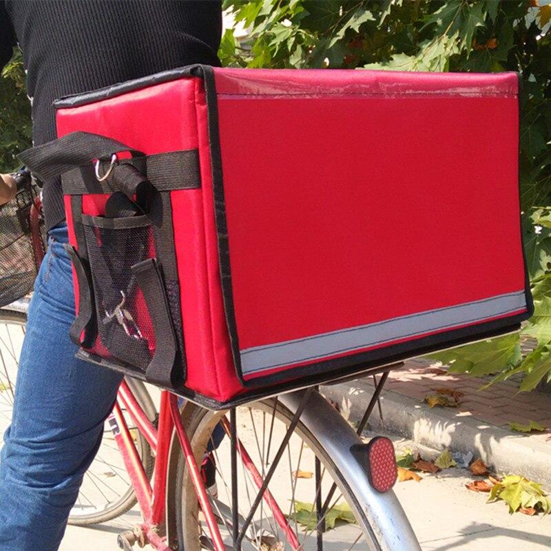 Grand sac à coffre de voiture de 62 L, sac de coffre de voiture, isolation des familles de réfrigérateur, sac à lunch étanche valiz, sac à lunch chaud, boîte de rangement - 4