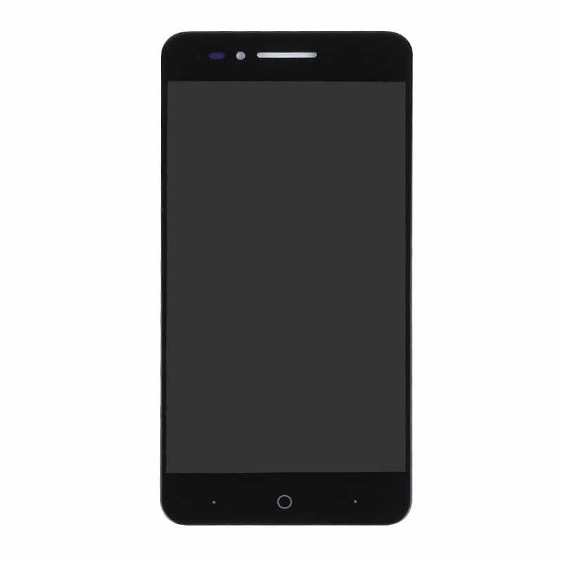 Per ZTE Lama A610 Pannello Touch Screen Digitizer Sensore di Vetro + Display LCD Monitor Modulo del Pannello di Montaggio