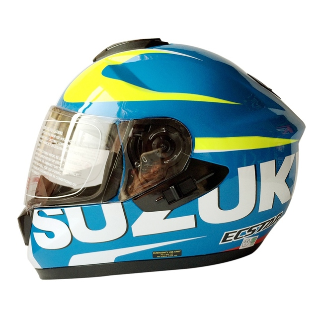 6 Colors Shoei GT-Air Double Lens Motorcycle Full Face Helmet Japan Approval  Motor Street Racing Casco Casque