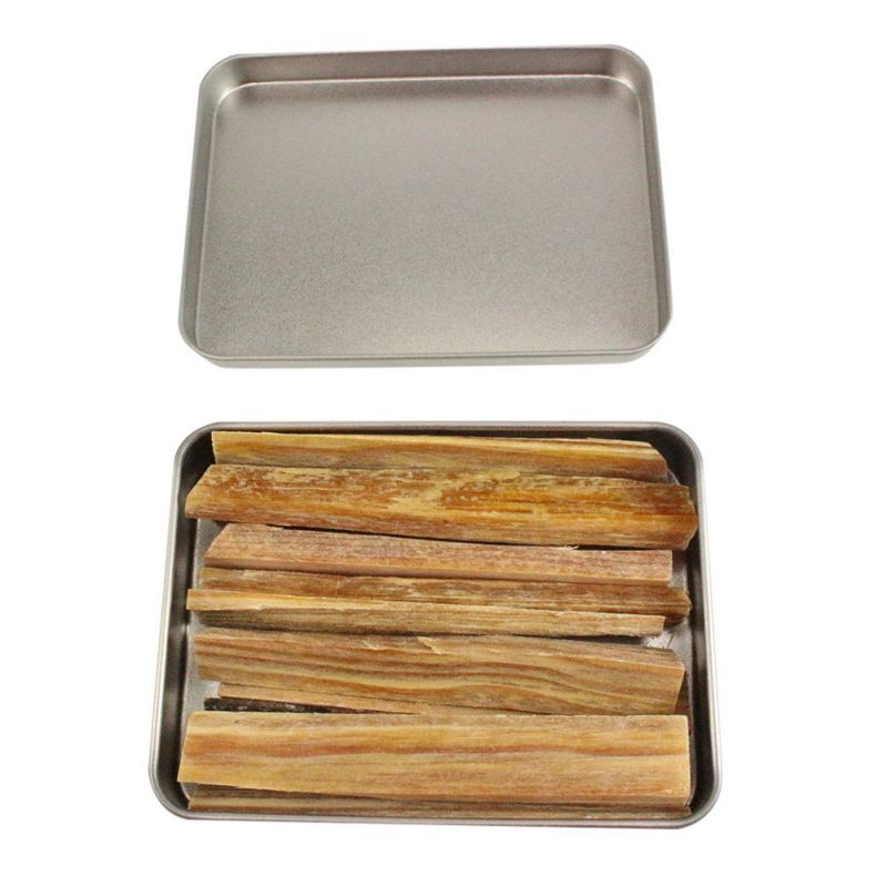 Mini Combustion Aid Pine Oil Firewood With Iron Box For Firing Lighting Windproof Wetproof Outdoors Survival Camping Accessories