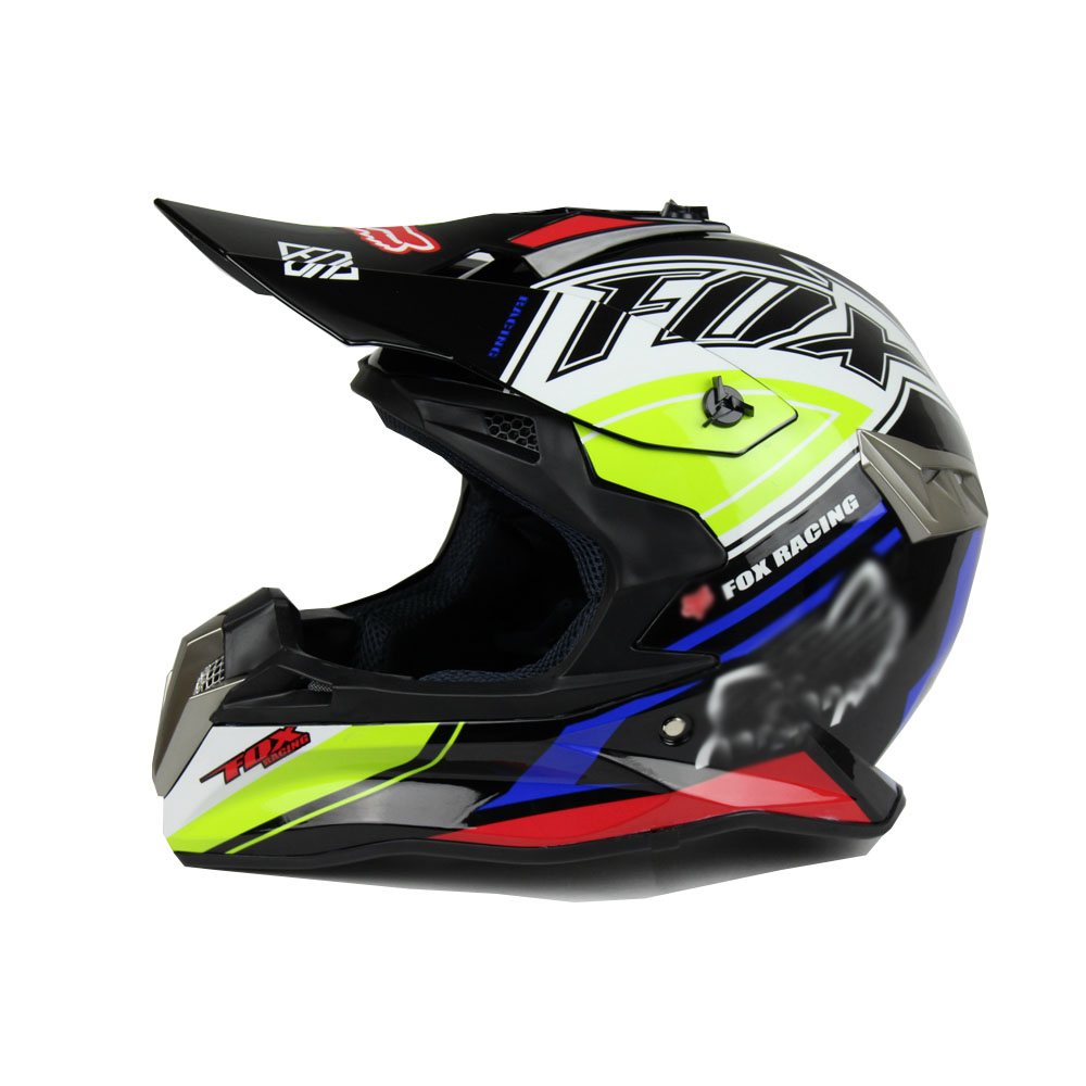 Moto adulte Motocross hors route casques ATV Dirt descente vtt DH casque de course cross Capacetes