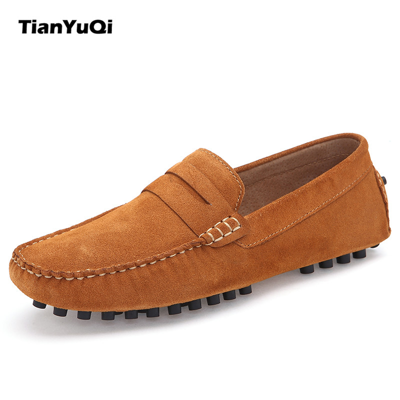 Tian YuQi 2017 Fashion Summer Men Casual Shoes Breathable New Men Shoes Loafers Comfortable Ultralight Lazy Shoes Flats Big Size