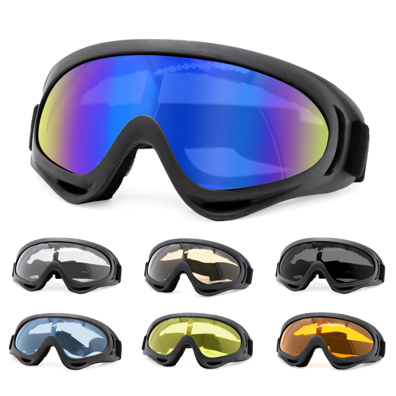 Roaopp Oculos Motorcycle Goggles Glasses Cycling Ski Sport Motorcycle Glasses Dirt Bike Moto Racing Goggles