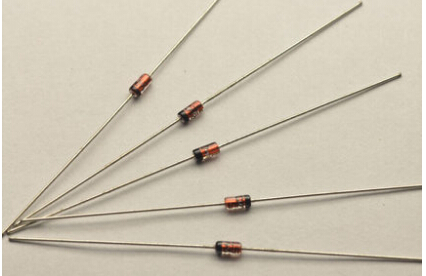 HOT SELL <font><b>100</b></font> PCS 1N4148 DO-35 IN4148 Switching Diode FREE SHIPPMENT image