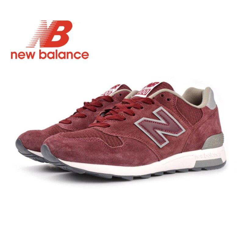 Nouvelle BALANCE hommes chaussures de Badminton NB1400 sport chaud baskets amortissement coussin respirant