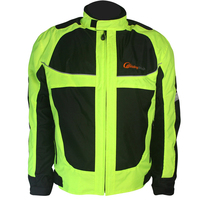 Motorcycle Jacket Summer Riding Winter Racing Jacket Riding Tribe Breathable Warm Net Cloth Jacket With Protective