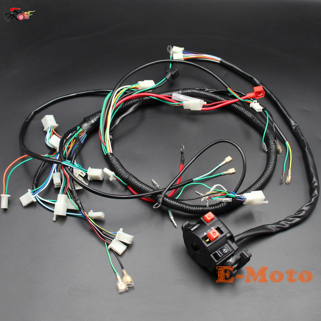 250cc 300cc wiring harness wiring diagram today wire loom wiring harness multi functiona switch 150cc 200cc 250cc 250cc 300cc wiring harness