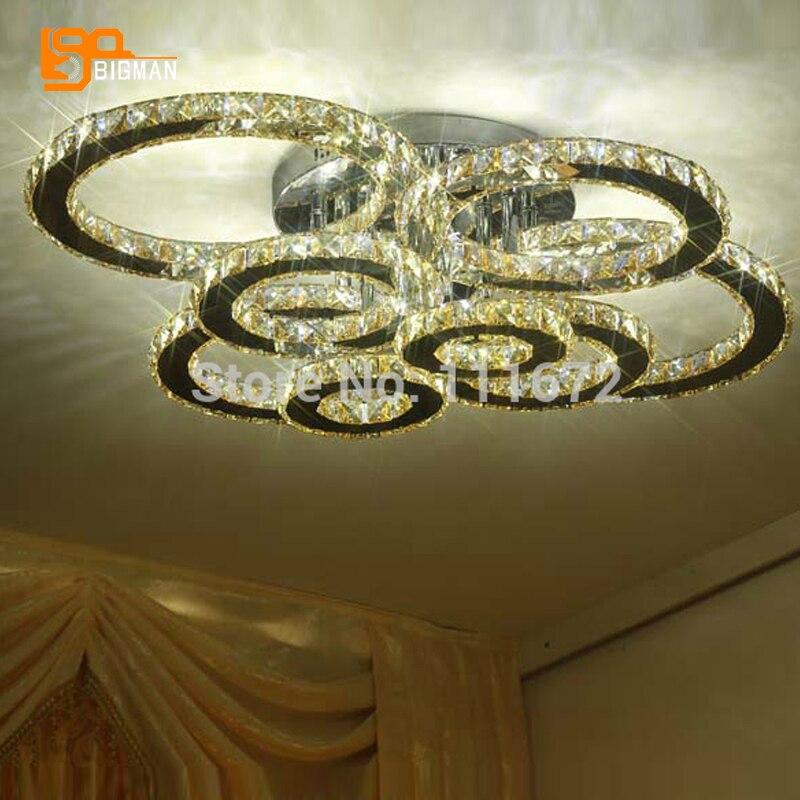 New Ecopower luxury LED crystal chandelier, home decoration lighting ,crystal lamp guarantee 100% guarantee 100