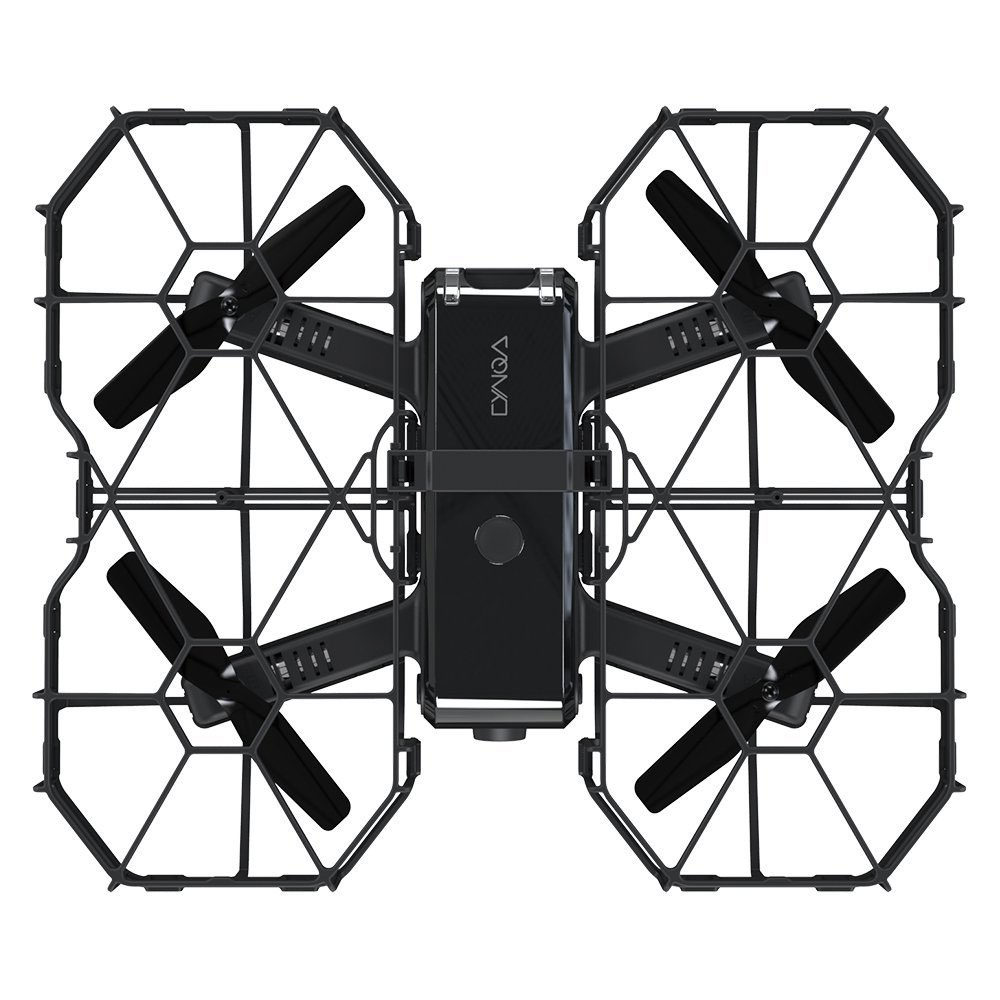 Cewaal Full Protection Foldable Altitude Hold Aircraft FPV Real-Time Drone Durable Selfie Quadcopter App Control high performance uav aircraft quadcopter rc app fpv selfie live altitude hold