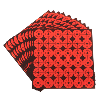 360pcs Self Adhesive Shooting Targets Stickers for Long&Short Range Shooting Paintball Accessories
