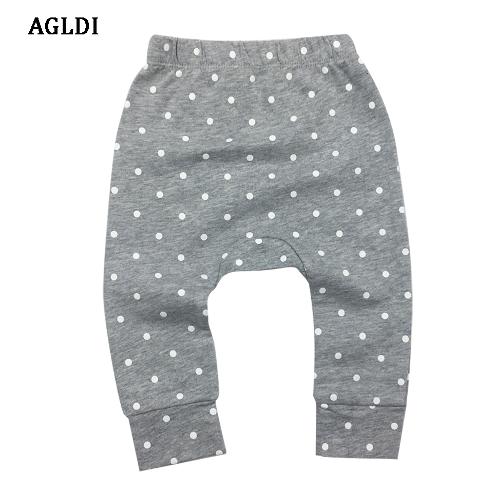 2018 Infantil Toddler Newborn Baby Boys Girls Pants Unisex Casual Bottom Harem Pants PP baby boy Pants clothes Trousers 0-24M