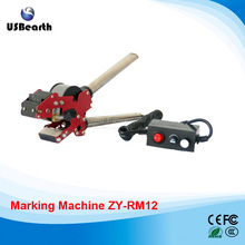 Portable Rolling Machine date printer ZY-RM Series Manual Date Coding Machine