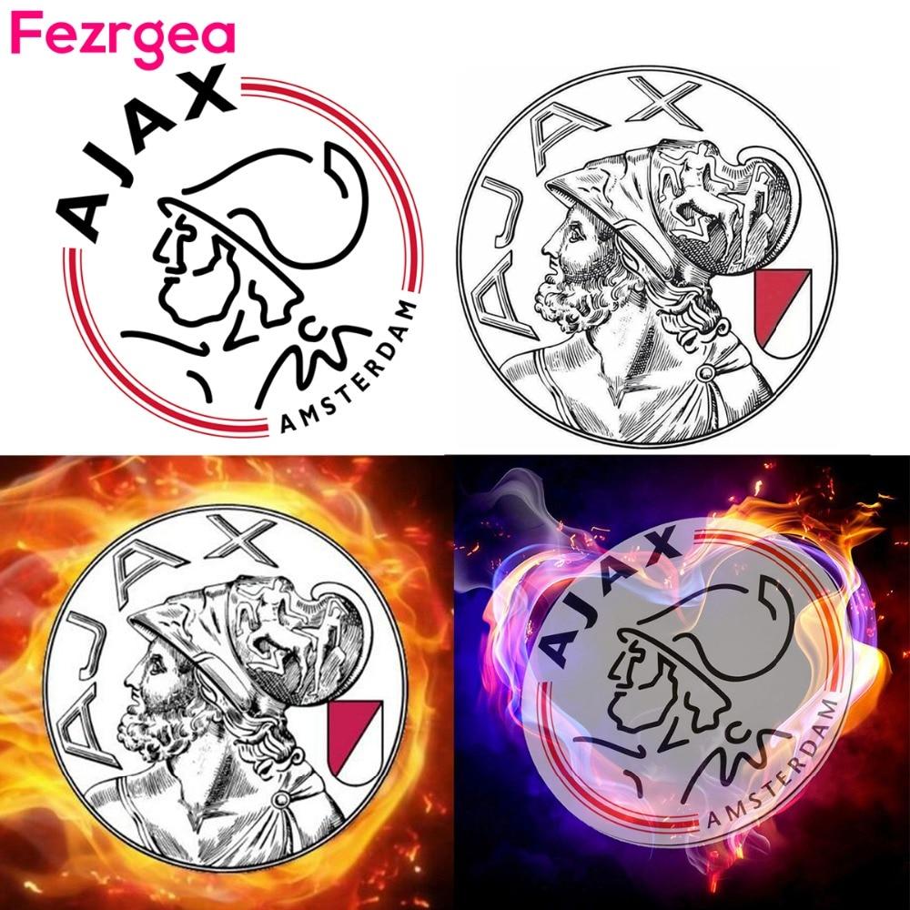 Fezrgea 5d اليدويه الماس اللوحة اياكس football - الفنون والحرف والخياطة