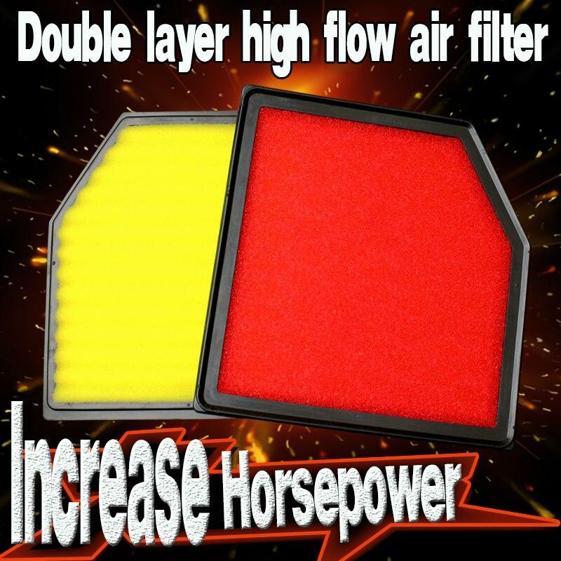 K/&N Panel Air Filter FOR HONDA GCV160 5.5HP CARB 33-2238