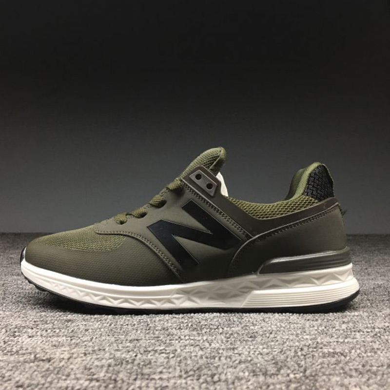NEW BALANCE MS2018574V2 Mens Shoes indoor sport Hard-wearing New Design Sneakers   40-44 6Colors