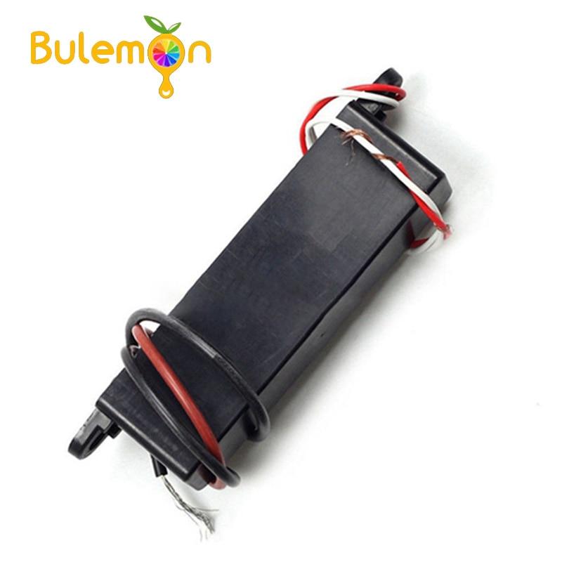 Постоянный ток, 12 В, 15000 в до 20000 в, 20 кВ, регулируемый, повышающий, высокое напряжение, электростатический воспламенитель генератора, модуль с...