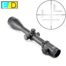 Visionking 4 48x65ED Top Qualität Jagd Optische Sehenswürdigkeiten Hohe Stoßfest Zielfernrohr Für. 50 mit 11mm Montieren Ringe & Sonnenschirm Haube