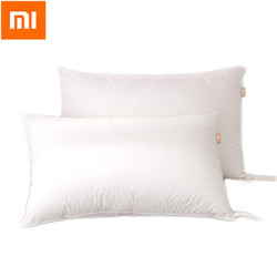 Original Xiaomi 8H 3D Breathable Comfortable Elastic Pillow Super Soft Cotton Antibacterial Neck Support Pillow