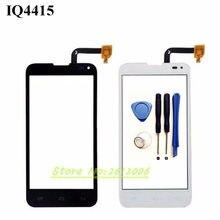 Mobile Accessoires Écran Tactile Pour iq4415 Capteur iq 4415 Écran Tactile SDigitizer Capteur Avant Verre Pièces de Téléphone De Remplacement