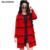Blusão de Inverno das mulheres Da Moda Jaqueta Casaco Longo Ocasional Elegante Manter Quente Malha Casaco Cardigan Solto Casaco Corta-vento