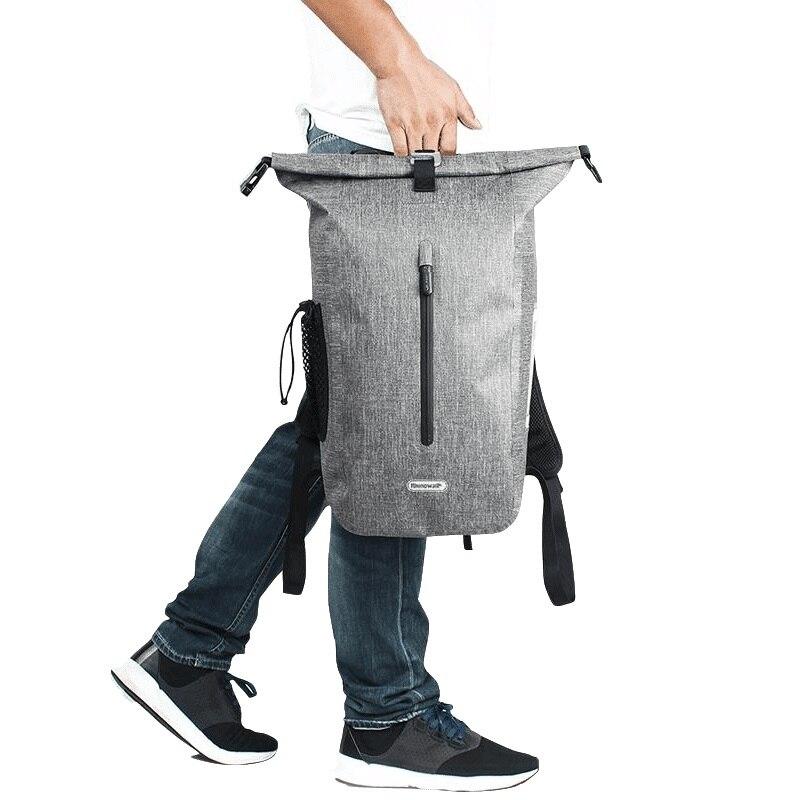 RHINOWALK 25L sac à dos de vélo ultraléger étanche vtt VTT sac à dos de vélo sac à dos de voyage sac d'emballage de bagages