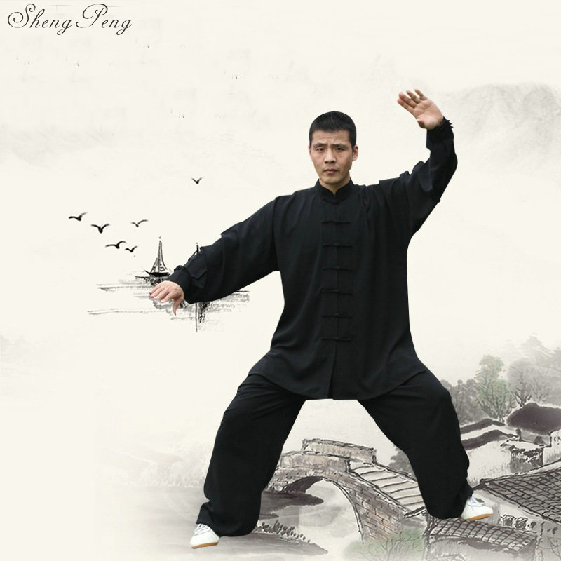 Kung fu clothes wushu kung fu costume tai chi chuan uniform traditional chinese men tai ji