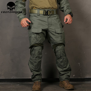 Image 3 - men Camouflage Hunting Pants Emersongear G3 Multicam Tactical Airsoft Combat Emerson Trousers