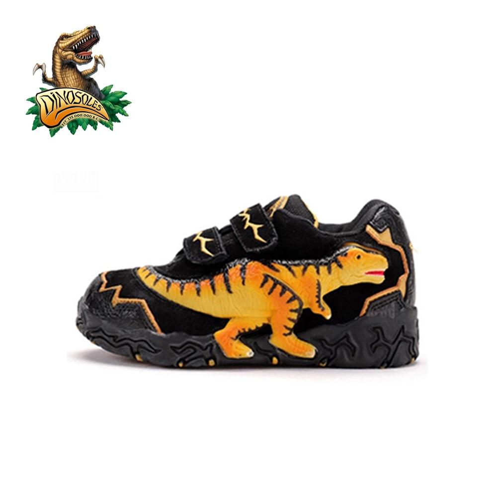 Dinosoles Tyrannosaurus 3d Led Dinosaur S Boy Fashion