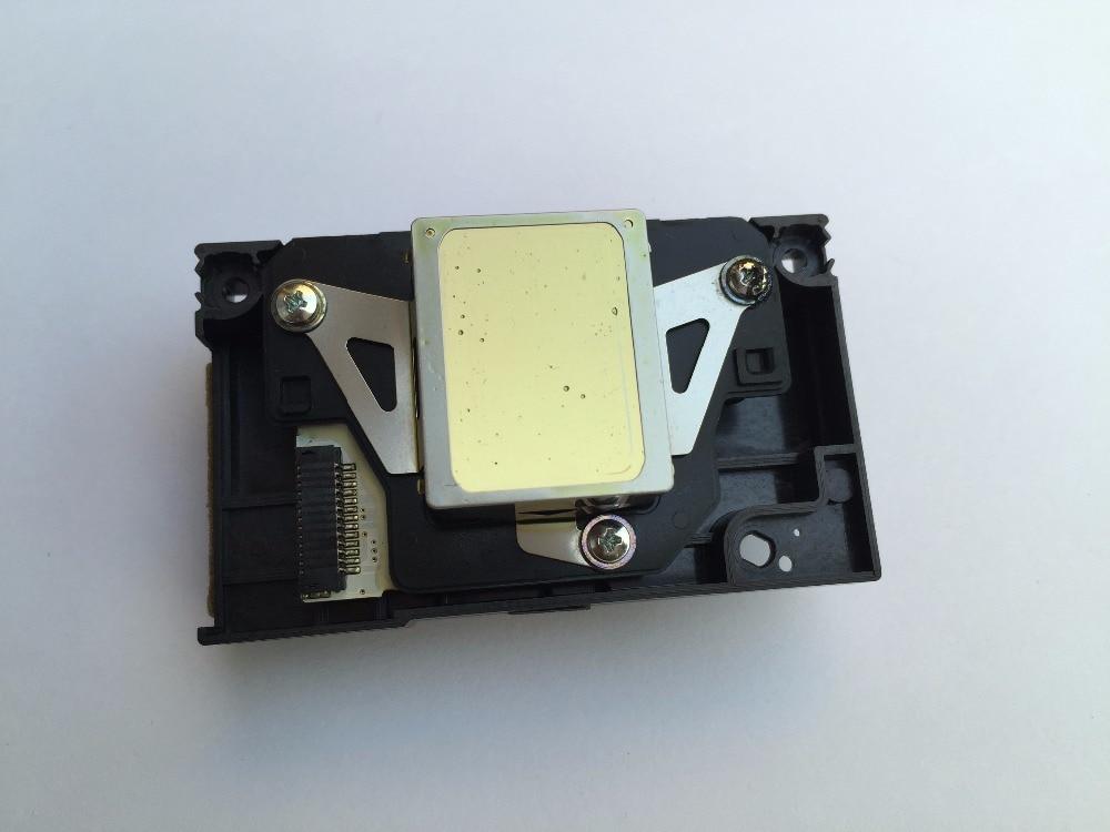 1 X original F180000 Printhead for Epson inkjet printer print head L801/R290 TX650/P50/T50 RX290 RX280 RX610 RX680 RX690