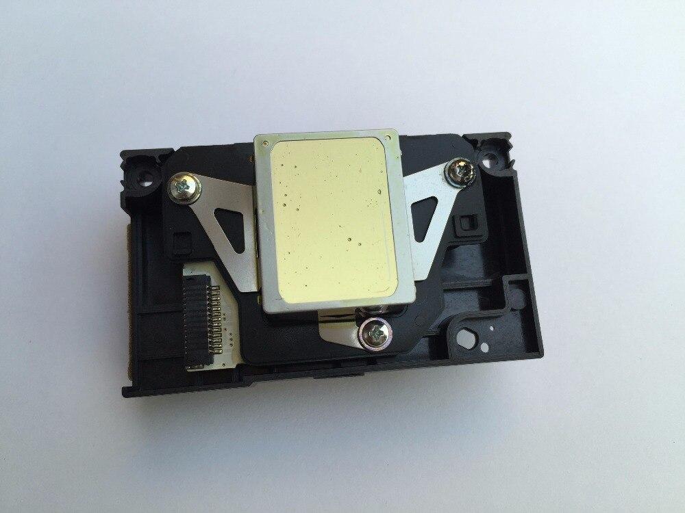 ФОТО 1 X original F180000 Printhead for Epson inkjet printer print head L801/R290 TX650/P50/T50 RX290 RX280 RX610 RX680 RX690