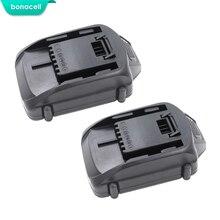Bonacell 20V 2000mAh WA3525 Rechargeable Battery For WORX WA3742 WG155 WG160 WG255 WG545 WA3520 WA3760 WA3553 L10