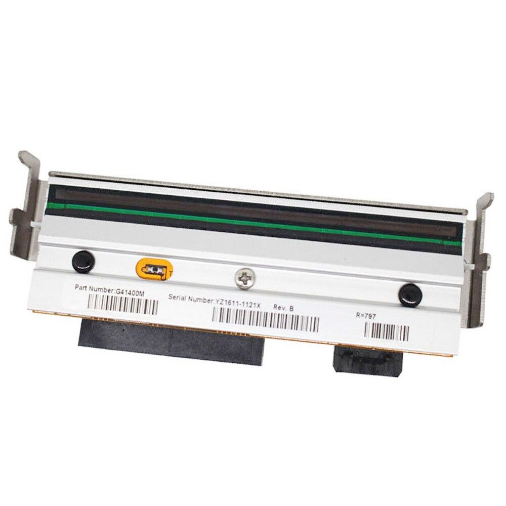 S4M S4M Impressora Térmica de código de Barras 203dpi Da Cabeça de Impressão Para Zebra G41400M cabeça impressora Compatível, Suprimentos Da Impressora da cabeça de impressão