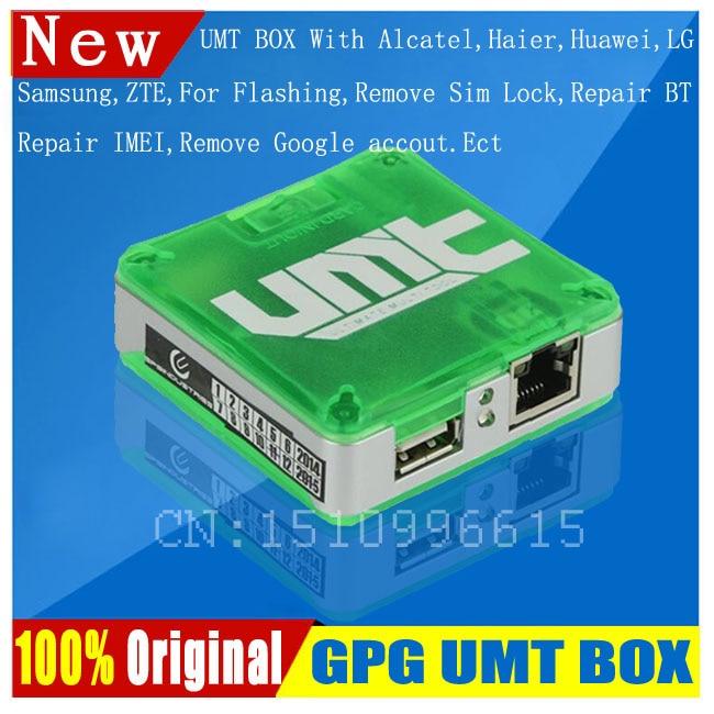 2018 produit original ultime Multi outil (UMT) boîte UMT boîte Alcatel Huawe1 lave ZTE SAM Ect