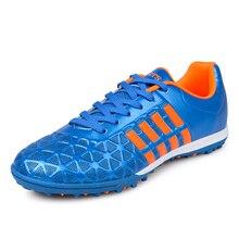 2016 Nueva Marca de Fútbol Botas Los Hombres Zapatos de Fútbol Para Adultos Zapatillas Deportivas Al Aire Libre FG de Fútbol Zapatos de Fútbol Cornamusa Negro Gris