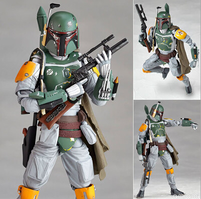 Hot ! NEW 1PCS 15cm Star Wars 7: The Force Awakens Boba Fett action figure toys Christmas toyHot ! NEW 1PCS 15cm Star Wars 7: The Force Awakens Boba Fett action figure toys Christmas toy