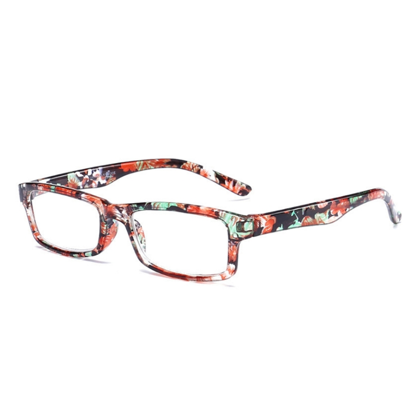 d5ad368ff4 Men Square Reading Glasses Women Anti Fatigue Transparent Eyeglasses  Fashion Small Frame Reading glasses Unbreakable W715-in Reading Glasses  from Apparel ...