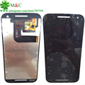10 pcs para moto g3 painel de toque lcd para motorola moto g3 gen xt1540 XT1541 LCD Screen Display Toque Digitador Assembléia por DHL