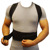 Item quente! Mountaineer Escalada Run Cinto Postura Corrector de Volta o Apoio Lombar Ajustável