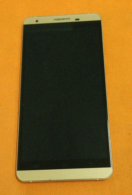 """Используется Оригинальный ЖК-Экран + Сенсорный Экран + Рамка для Cubot X15 MTK6735 Quad Core 5.5 """"FHD 1920x1080 Бесплатная Доставка"""