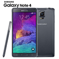 "Original Unlocked Samsung Galaxy Note 4 N910 N9100 LTE 4G Mobile Phone 16.0MP 5.7"" NFC 3GB RAM 16G/32GB ROM Android Smartphone"