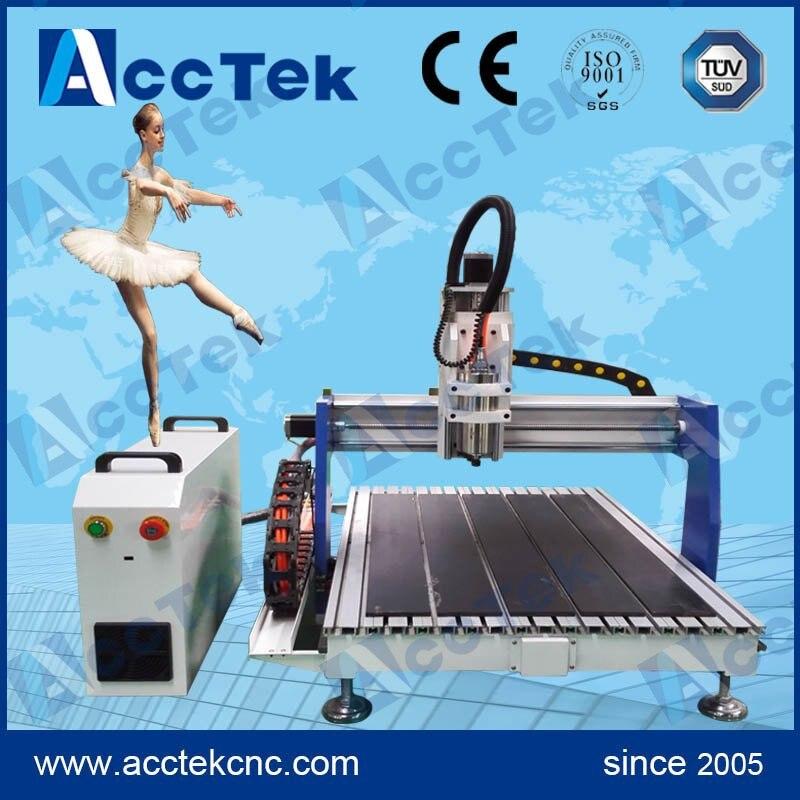 Jinan Acctek cheap low cost cnc router machine price desktop cnc router ce certificated jinan acctek cheap hot sale laser machine spare parts