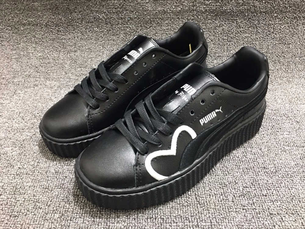 The new Puma 2017 generation heart cool comfort badminton shoes