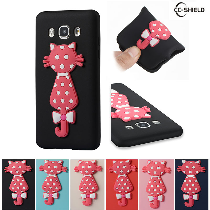 j510 Case for Samsung Galaxy <font><b>J5</b></font> 2016 SM-J510Fn J510Fn J510f/ds SM-J510F/DS Phone Bumper Case for Samsung J 5 <font><b>510</b></font> TPU Frame Cover image