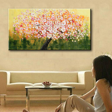 CV New handmade Modern Canvas on Oil Painting 168022